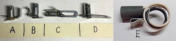 Bayonet Sockets