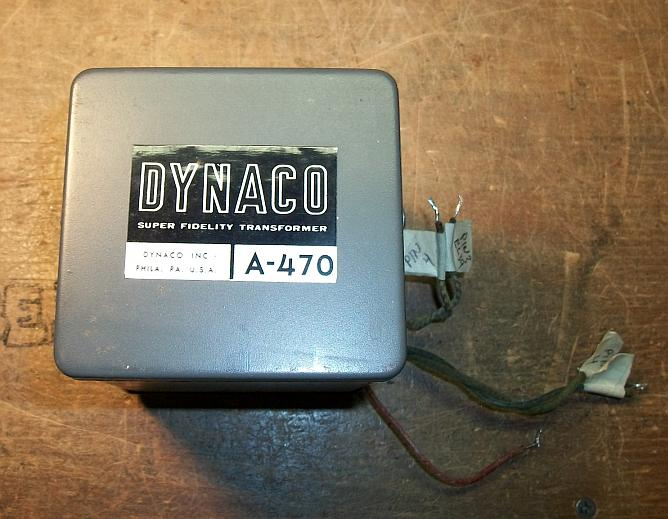 diytube com • View topic - Potted Dynaco ST-70 Mark IV A-470