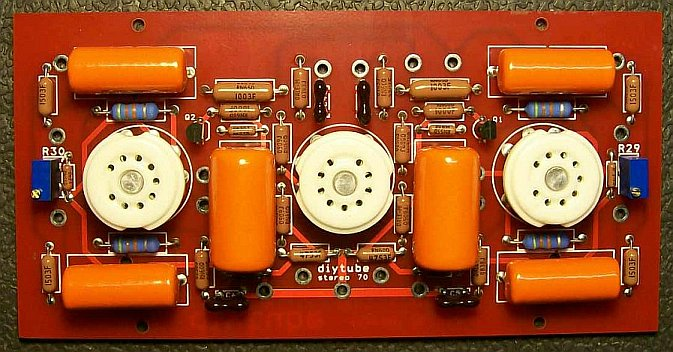 Antique Radio Forums • View topic - Time to build a Dynaco