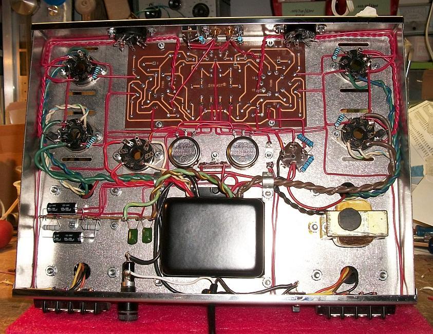 Complete ST-70 restoration Gl10